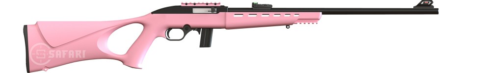 RIFLE CBC MODELO 7022 WAY ROSA CALIBRE .22LR - 4431